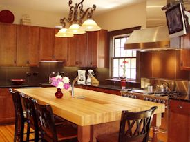 Photo Gallery of Hard Maple Wood countertops