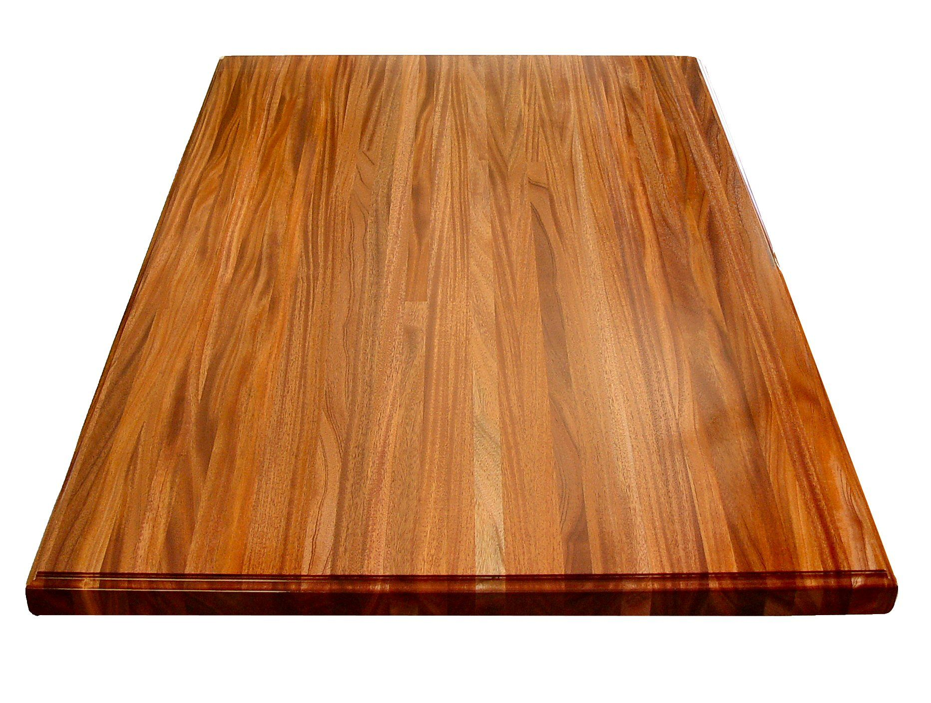 African Mahogany Wood Countertop Photo Gallery, by DeVos