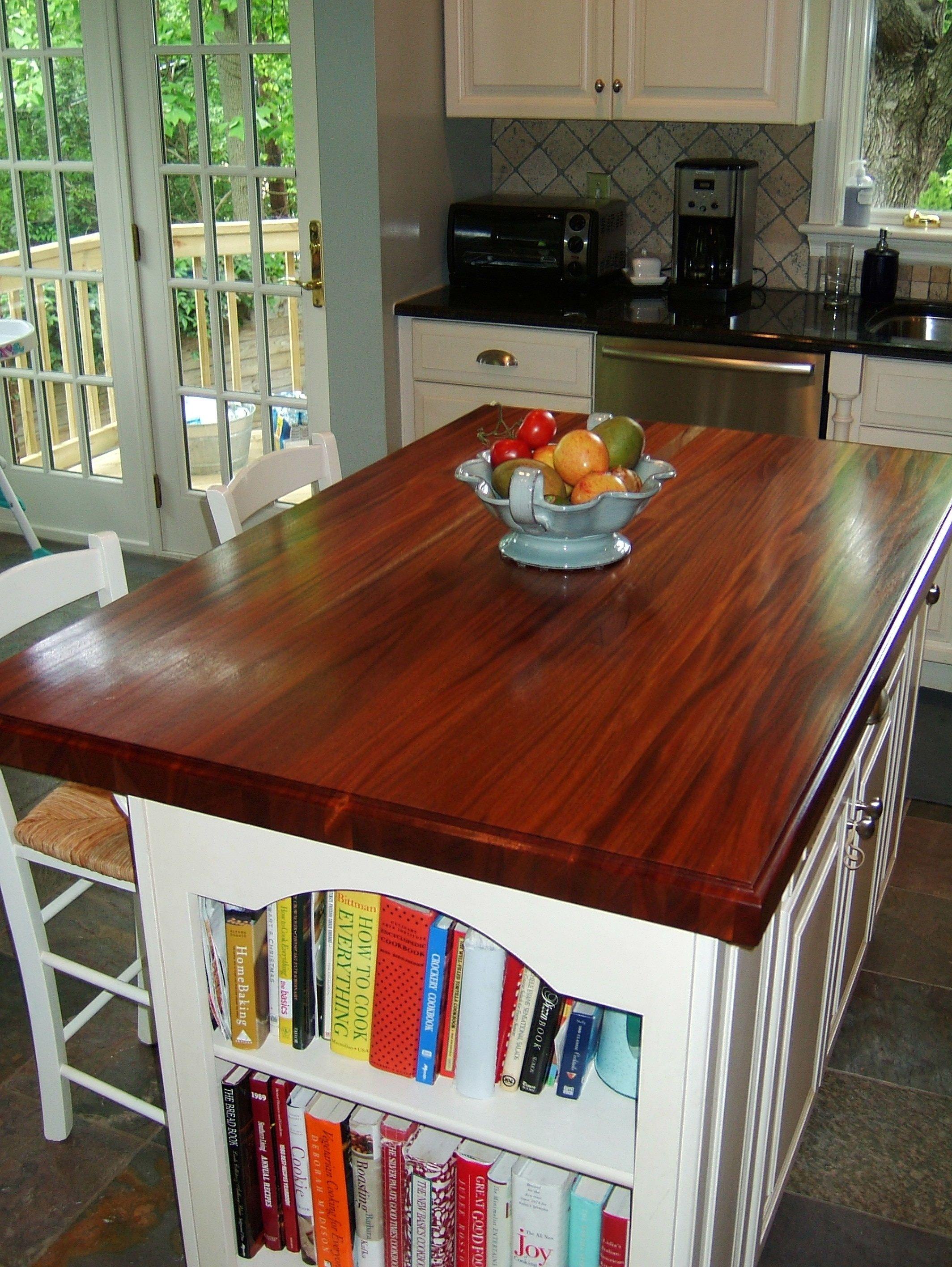 African Mahogany Wood Countertop Photo Gallery By Devos