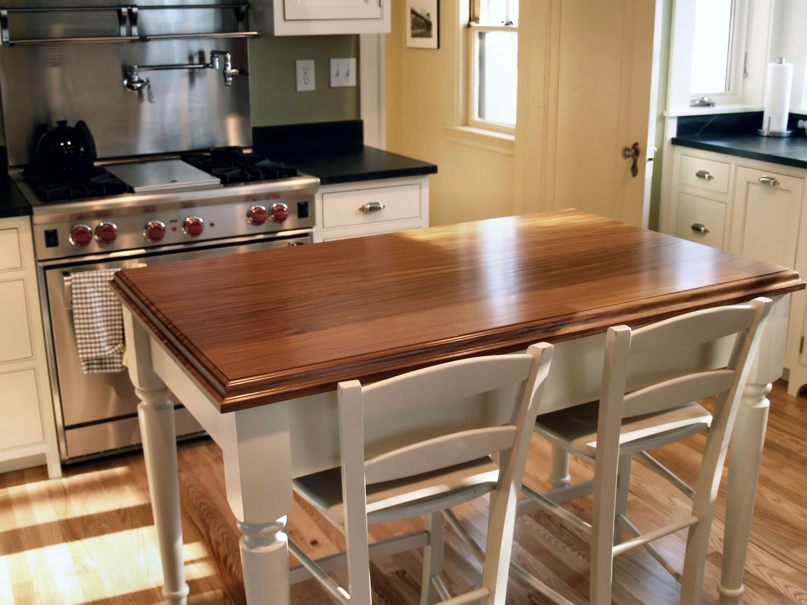 Afromosia Wood Countertop Photo Gallery By Devos Custom