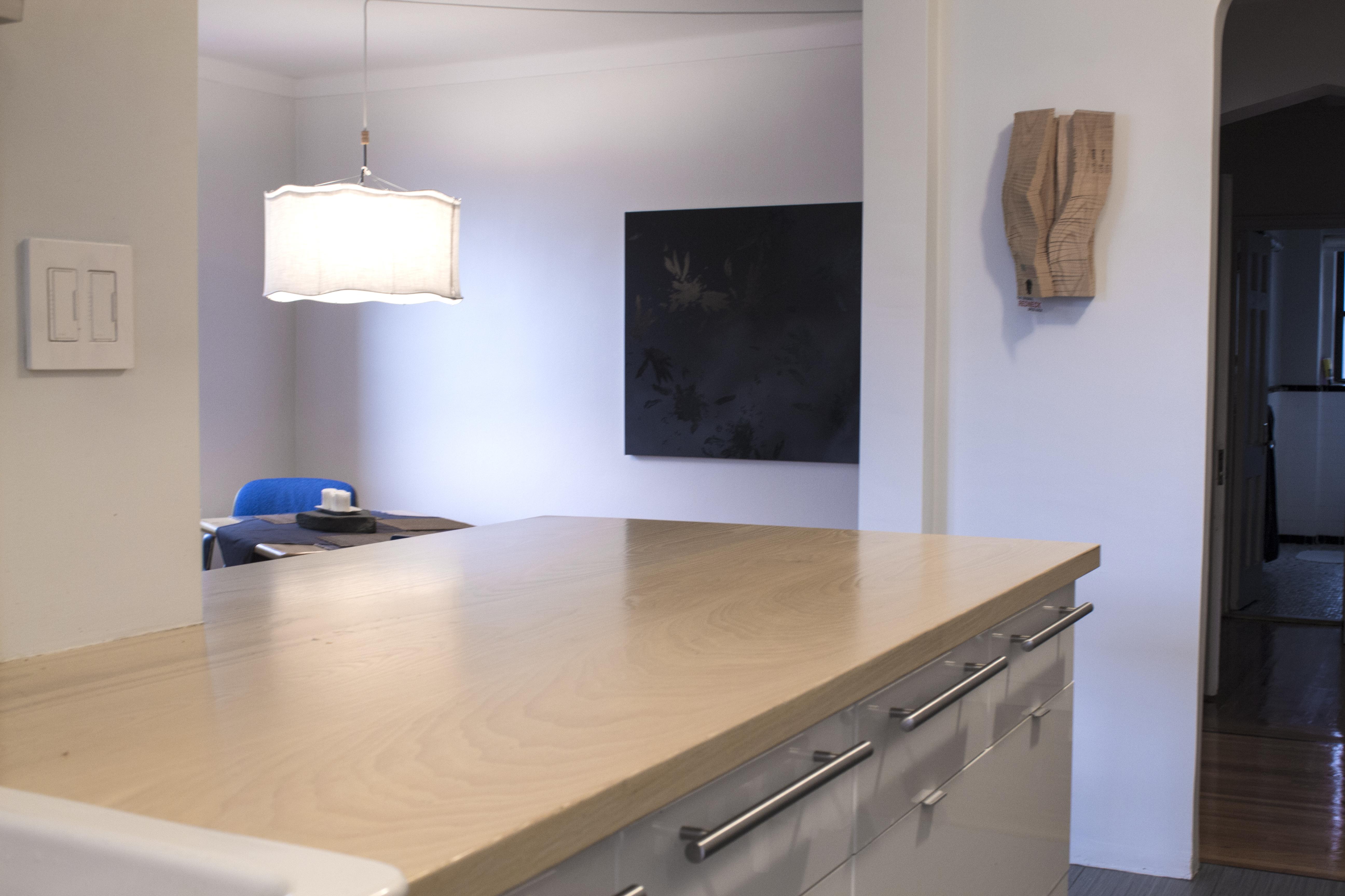 Ash Wood Countertop Gallery by DeVos Custom Woodworking