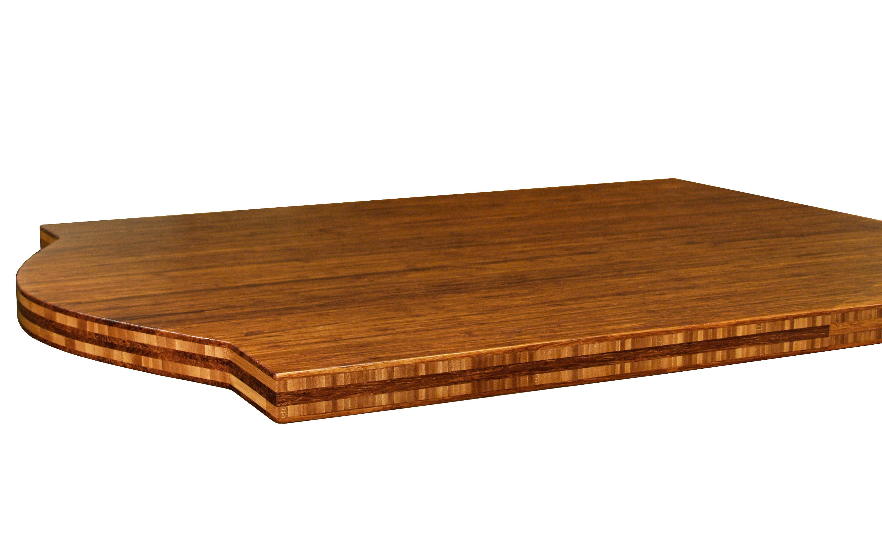 Bamboo Wood Countertop Photo Gallery, by DeVos Custom Woodworking