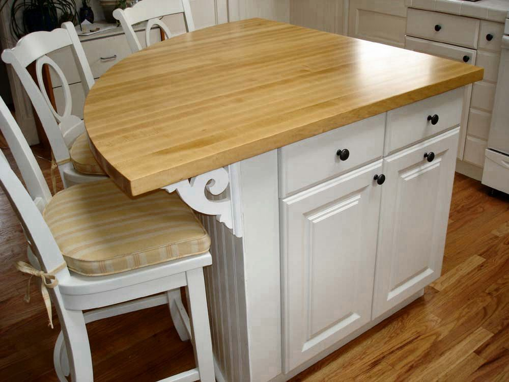 Hard Maple Wood Countertop Photo Gallery By Devos Custom