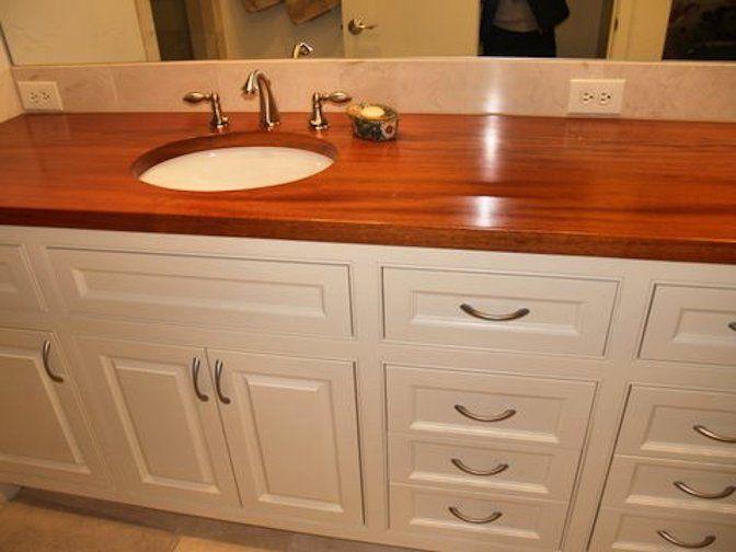 jatoba wood countertop photo gallery by devos custom
