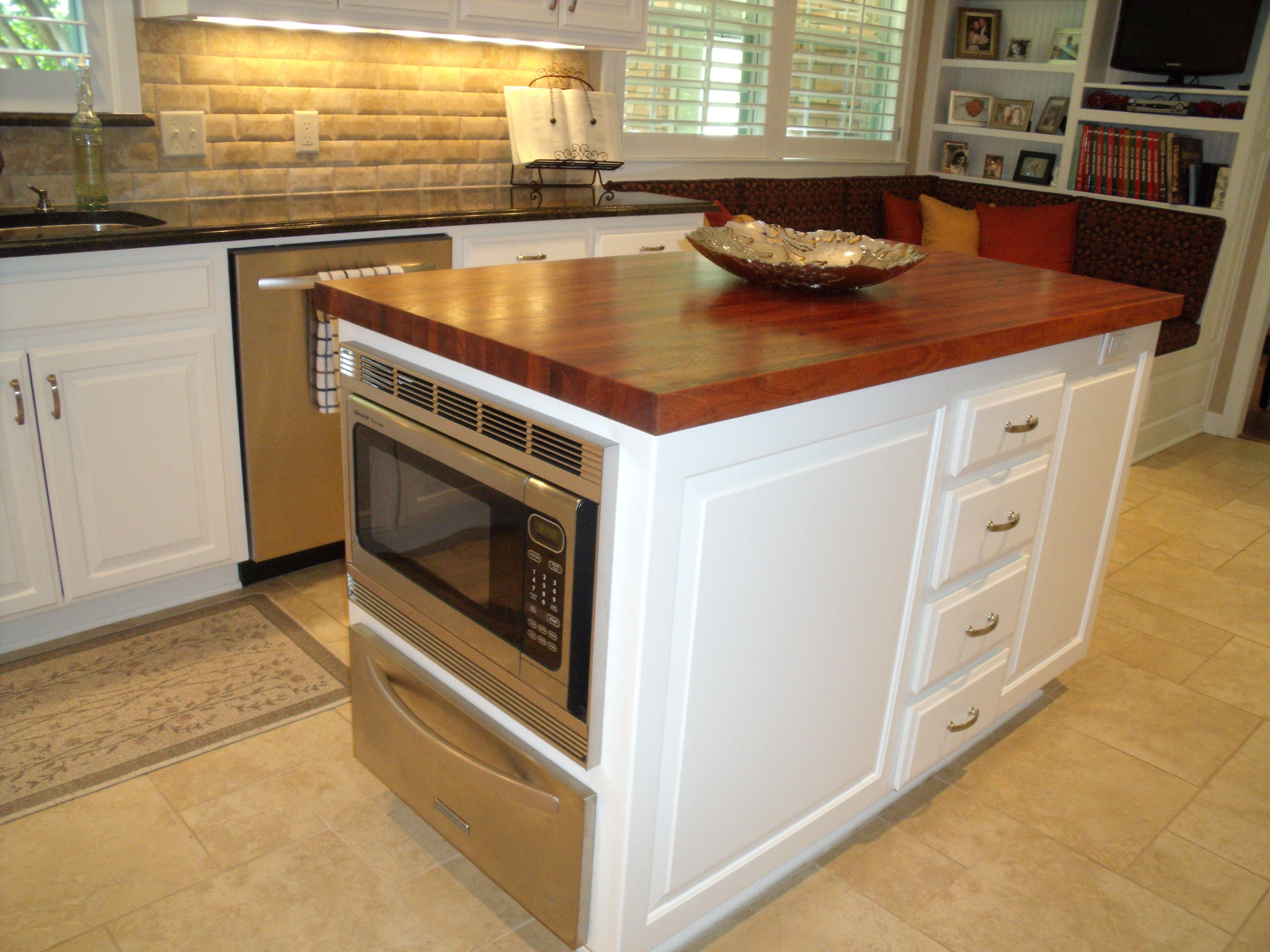 Mesquite Wood Countertop Photo Gallery By Devos Custom Woodworking