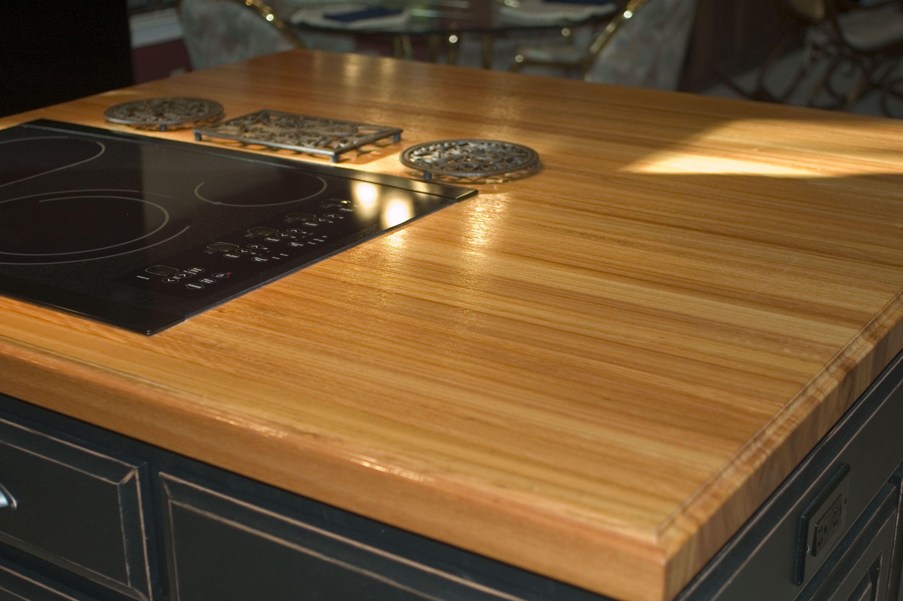 Pecan Wood Countertop Photo Gallery By Devos Custom