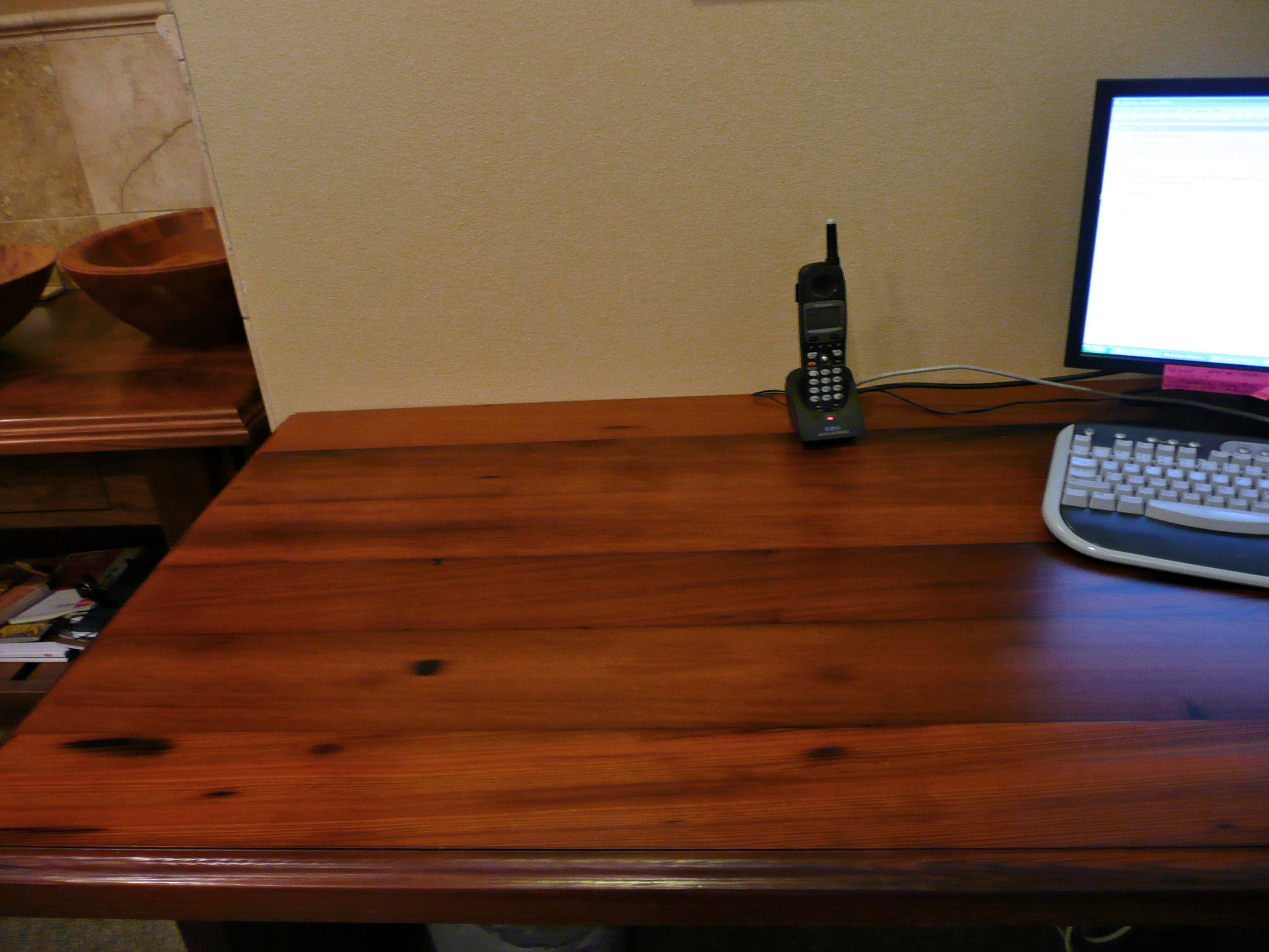 Reclaimed Redwood Countertop Photo Gallery By Devos