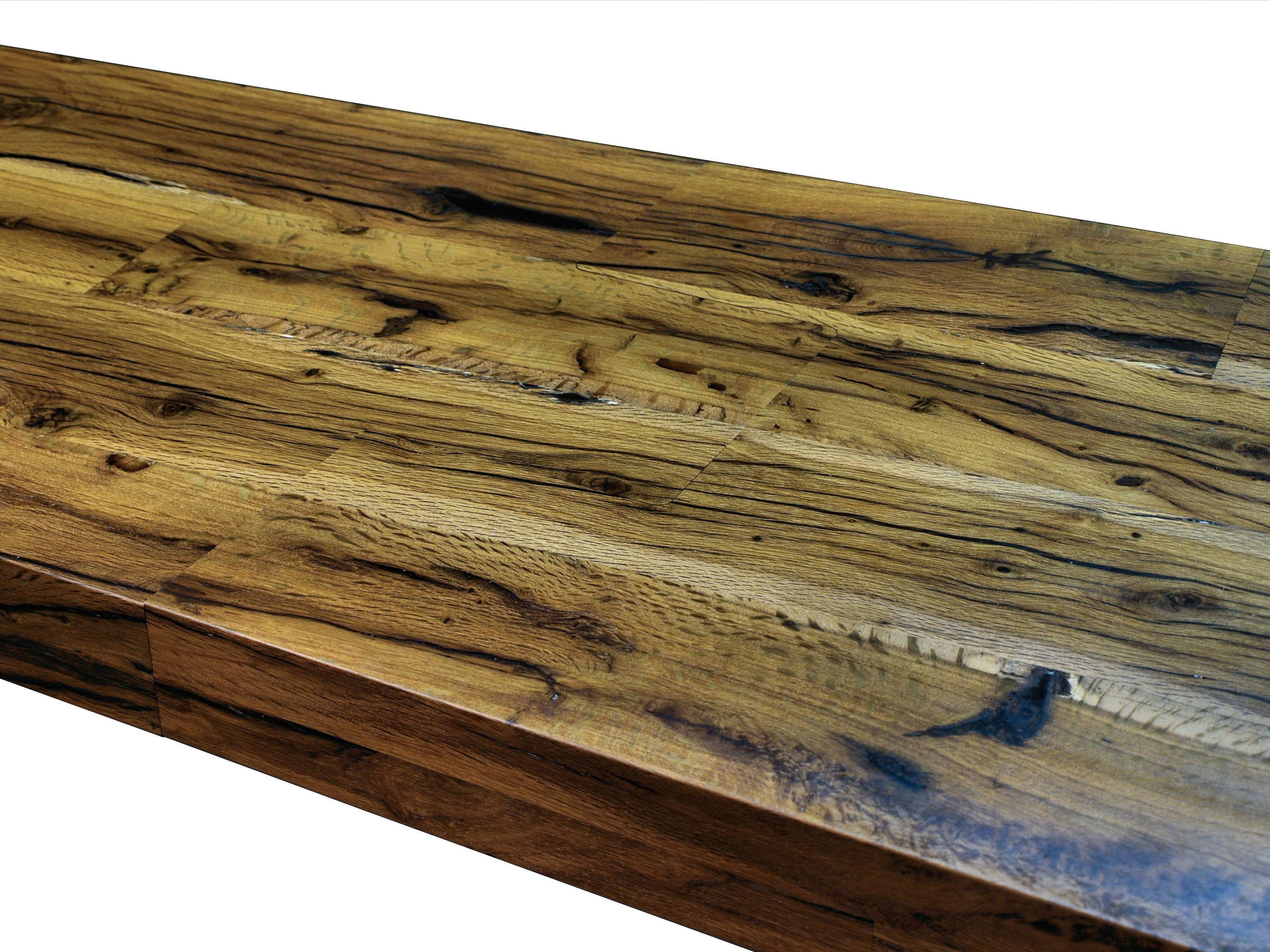 Oak Wood Lumber ~ Reclaimed white oak wood countertop photo gallery by