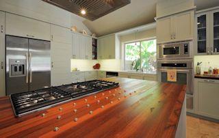 Custom Wood Countertops Options