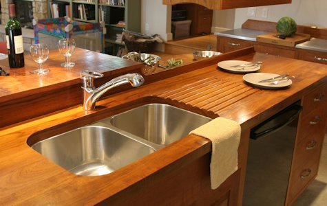 Kitchen Island Tops custom wood countertops, kitchen island tops, butcher blocks, and
