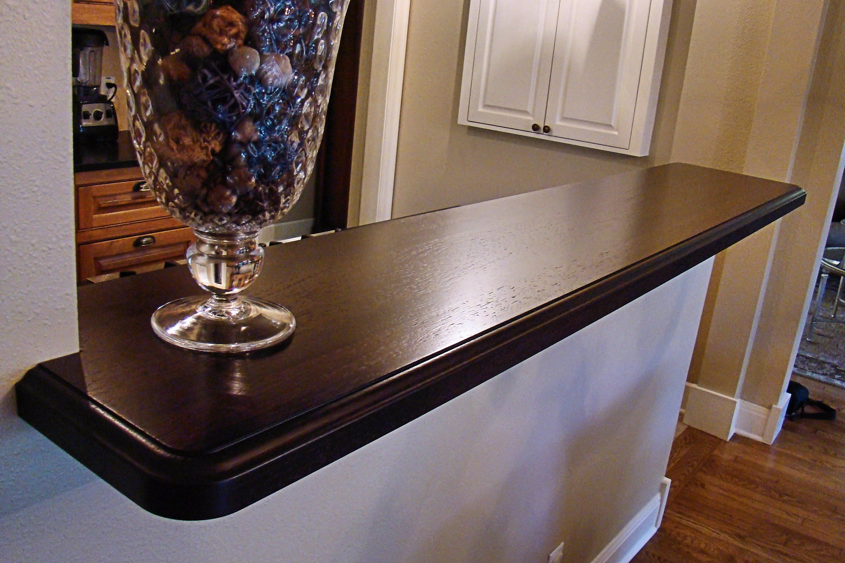 Wenge Wood Countertop Photo Gallery By Devos Custom