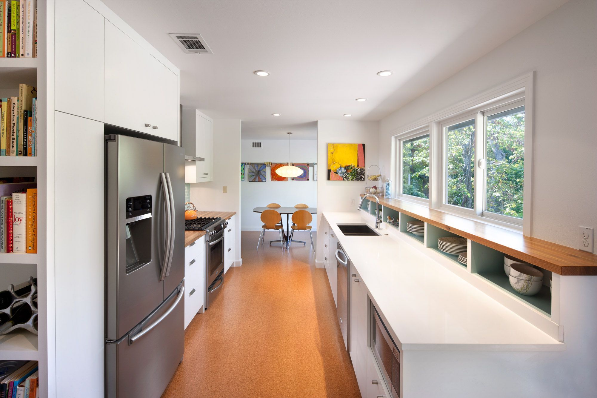 White Oak Wood Countertop Photo Gallery By Devos Custom Woodworking,King Bedroom Furniture Sets