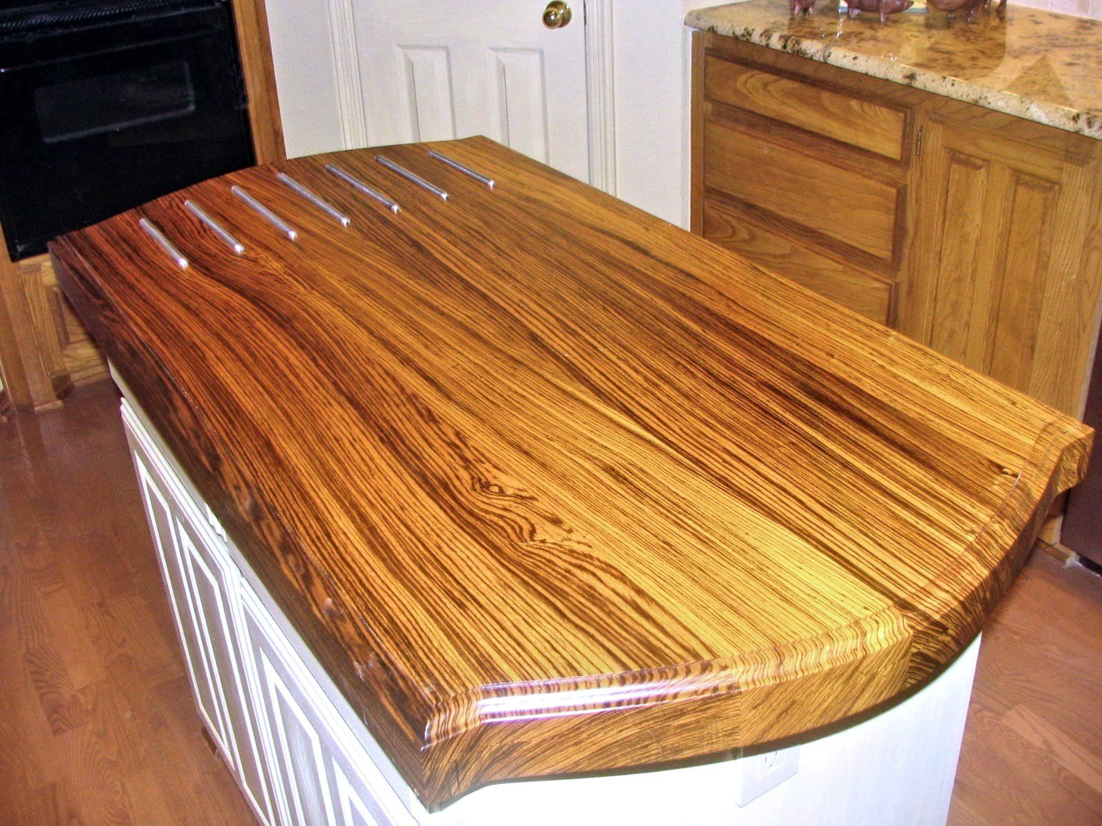 Wood Countertops ? Wood Island Tops ? Butcher Block Countertops ...