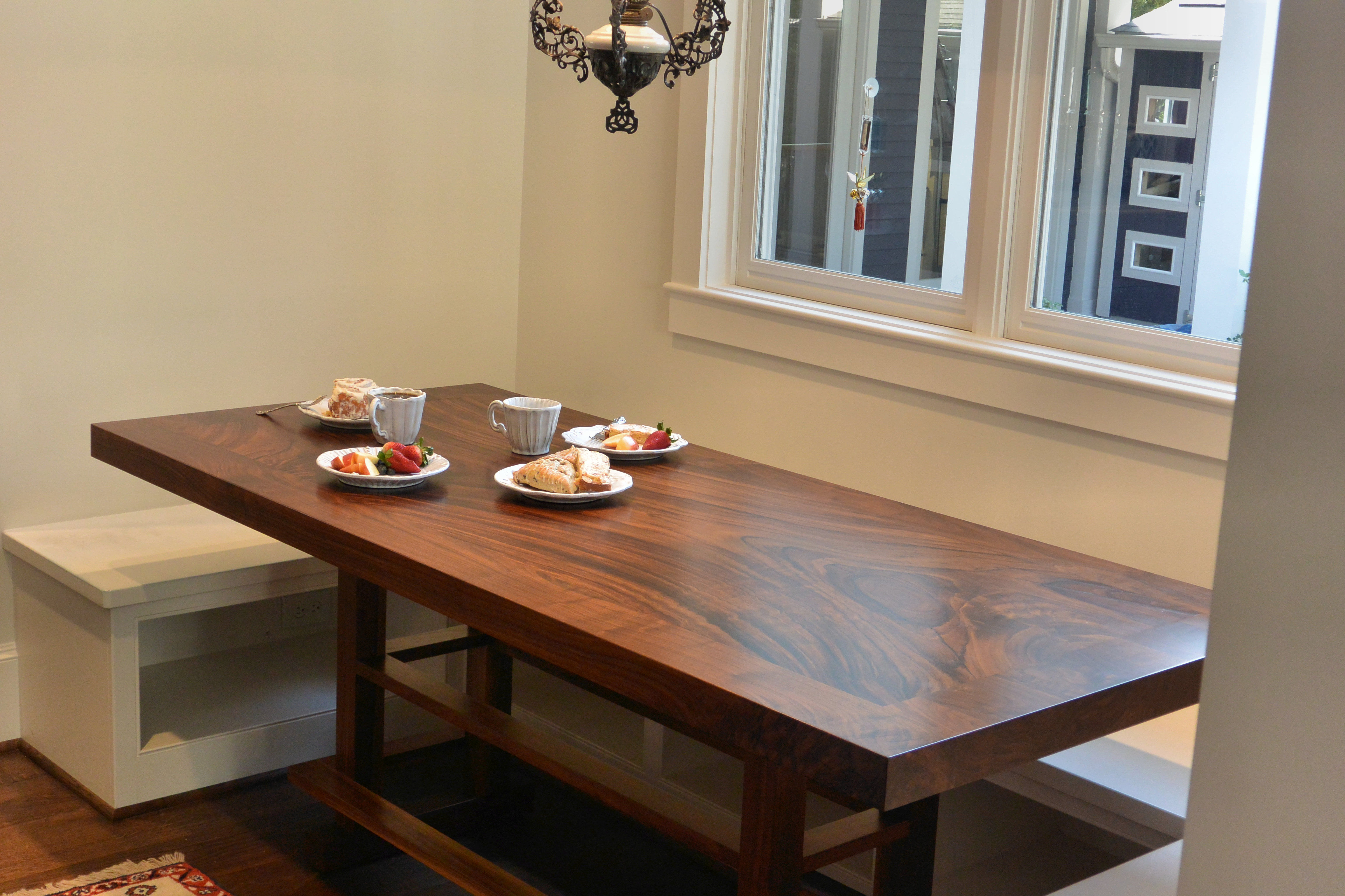 DeVos Custom Woodworking Custom Contemporary Eclectic Tables