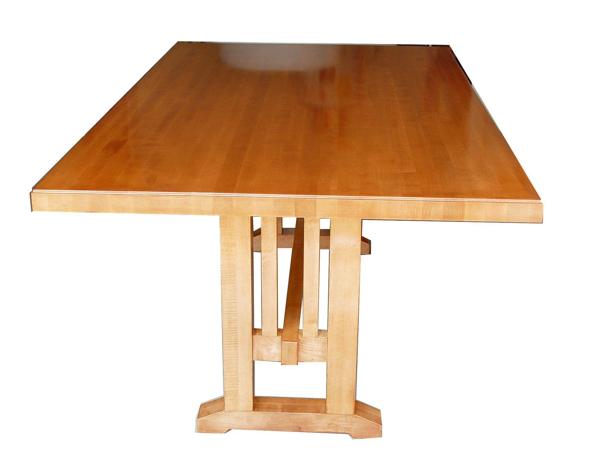DeVos Custom Woodworking - Custom Trestle Style Tables