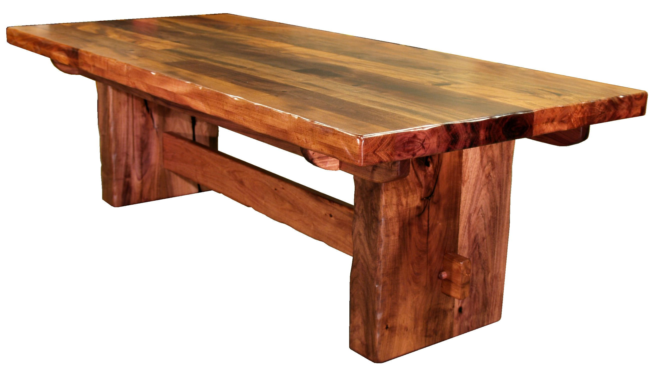 Mesquite Tables Made In Texas