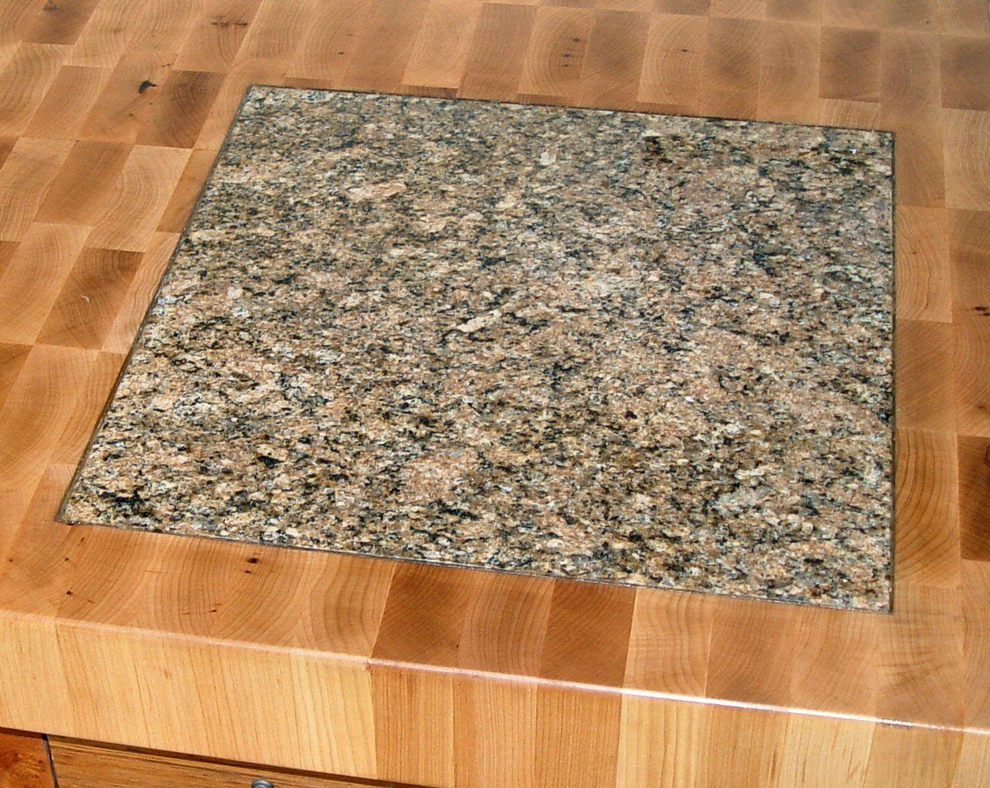 Custom Wood Countertop Options Marble Granite And