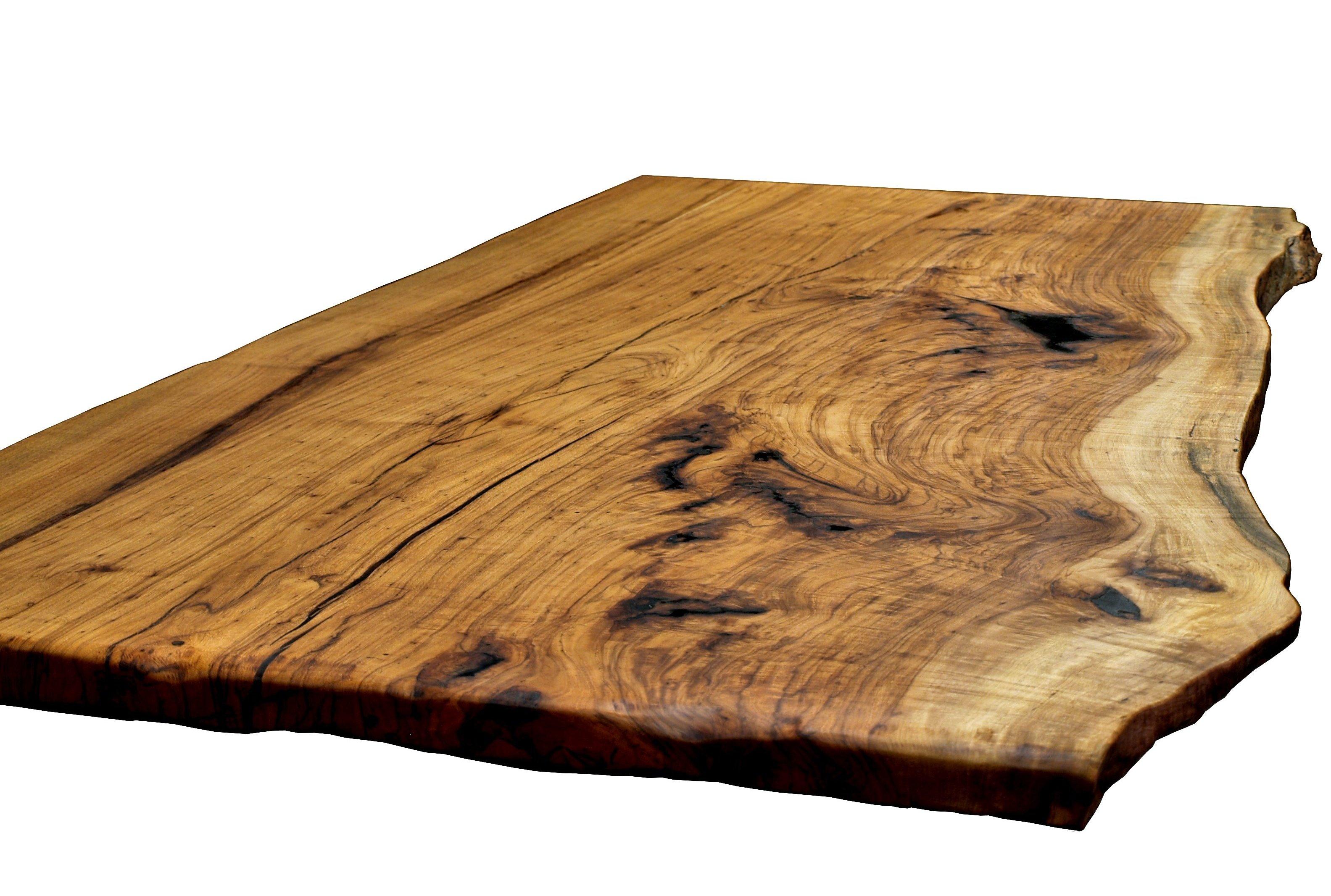 Pecan Wood Finish Plans DIY Free Download log end table ...