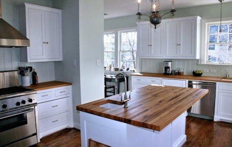 Wood Kitchen Island Tops Opendoor